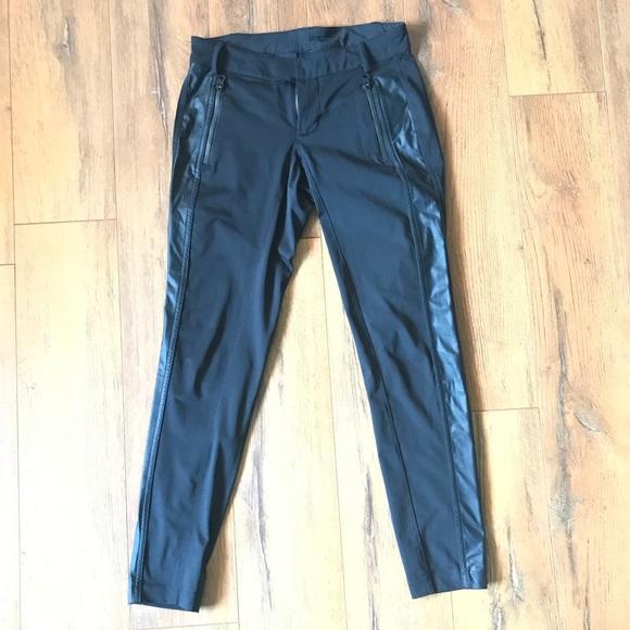 15d74526f lululemon athletica Pants - Black Trousers